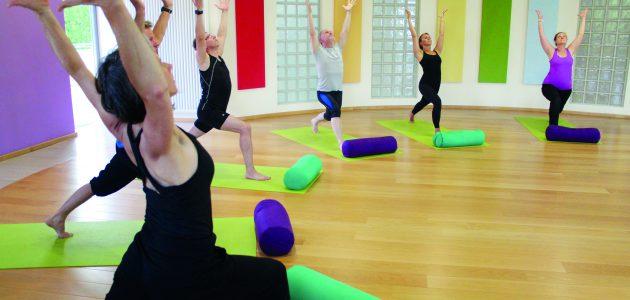 Power Flow Yoga